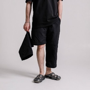 테이크냅 TAKENAP / ANT 3WAY PANTS _ BLACK